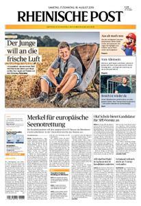 Rheinische Post – 17. August 2019