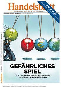 Handelsblatt - 07. Oktober 2016