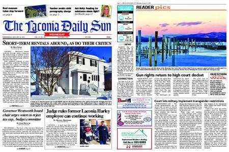 The Laconia Daily Sun – January 23, 2019