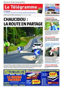 Le Télégramme Ouest Cornouaille – 01 juin 2019