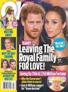 OK! Magazine USA - Issue 29 - July 17, 2017