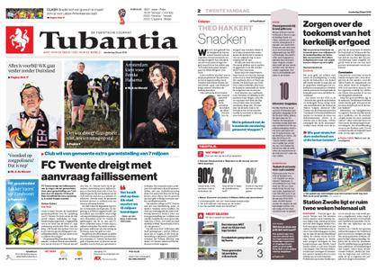Tubantia - Enschede – 28 juni 2018