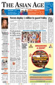 The Asian Age - August 18, 2019