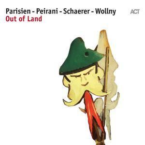 Emile Parisien, Vincent Peirani, Andreas Schaerer & Michael Wollny - Out of Land (Live) (2017)