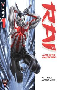 Valiant-Rai 2014 No 01 2014 Hybrid Comic eBook