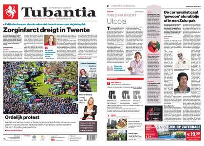 Tubantia - Hengelo – 20 februari 2020