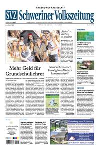 Schweriner Volkszeitung Hagenower Kreisblatt - 28. Juni 2019