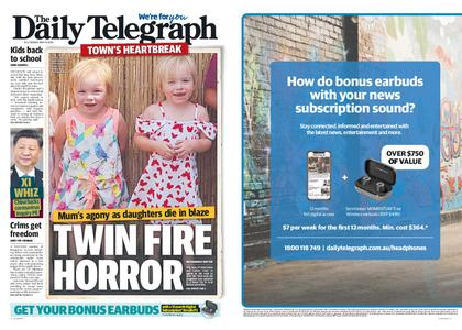 The Daily Telegraph (Sydney) – May 19, 2020