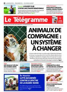 Le Télégramme Guingamp – 10 août 2020