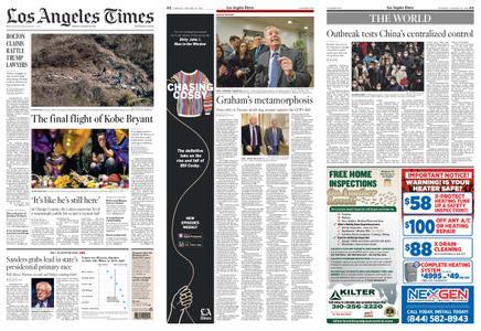 Los Angeles Times – January 28, 2020