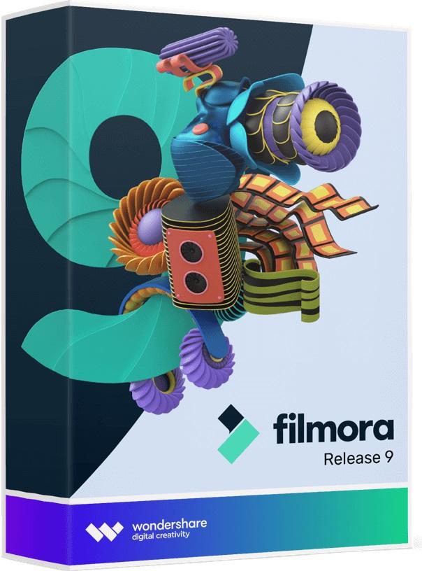 Wondershare Filmora 9.1.2.7 Multilingual