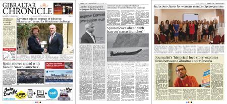 Gibraltar Chronicle – 27 October 2018