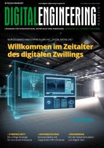 Digital Engineering - Juli-August 2019