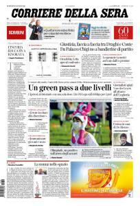 Corriere della Sera - 20 Luglio 2021