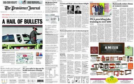 The Providence Journal – November 10, 2017
