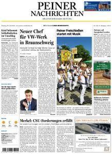 Peiner Nachrichten - 30. Juni 2018