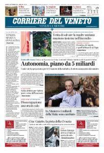 Corriere del Veneto Venezia e Mestre – 13 settembre 2018