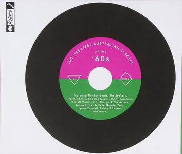 VA  - 100 Greatest Australian Singles Of The '60s (2015)