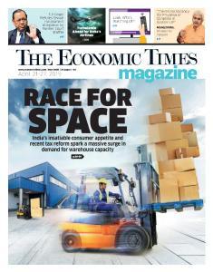 The Economic Times - April 21, 2019