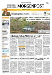 Solinger Morgenpost – 11. März 2019