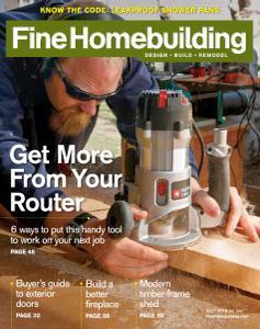 Fine Homebuilding - July 2019