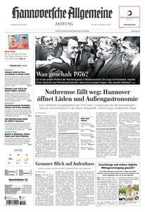 Hannoversche Allgemeine Zeitung - 19 Mai 2021