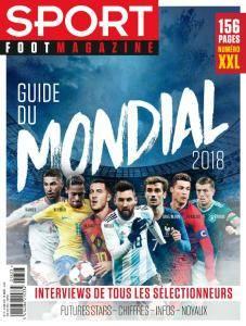 Sport Foot Magazine - 6 Juin 2018