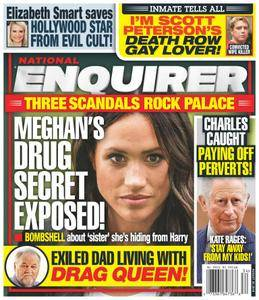 National Enquirer – August 20, 2018