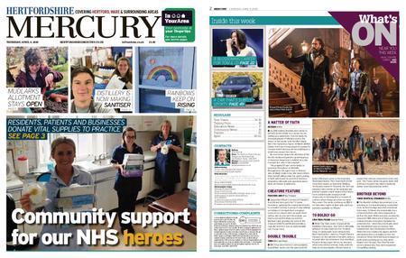 Hertfordshire Mercury – April 09, 2020
