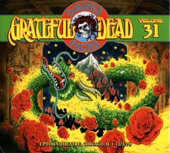 Grateful Dead - Dave's Picks Volume 31 - Uptown Theatre, Chicago, Il, 12/3/1979 (2019) {3CD Set Rhino R2-573509}