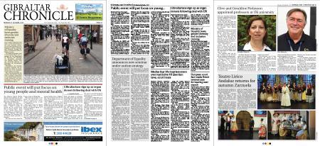 Gibraltar Chronicle – 08 October 2018