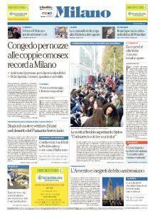 la Repubblica Milano - 11 Novembre 2017