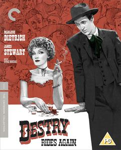 Destry Rides Again (1939) [Criterion, REMASTERED]