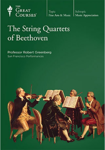 TTC Video - String Quartets of Beethoven [repost]