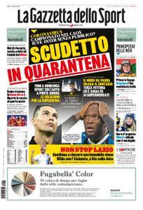 La Gazzetta dello Sport Roma – 24 febbraio 2020