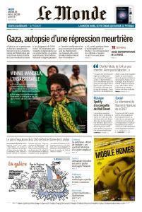 Le Monde du Mercredi 4 Avril 2018