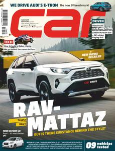 Car South Africa - March 2019