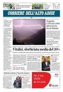 Corriere dell'Alto Adige – 28 luglio 2019