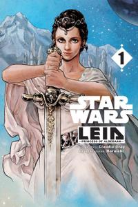 Star Wars Leia, Princess of Alderaan v01 2020 Digital Kileko