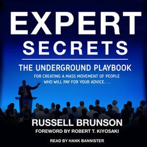 «Expert Secrets» by Russell Brunson