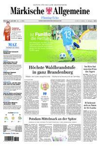 Märkische Allgemeine Fläming Echo - 24. April 2019
