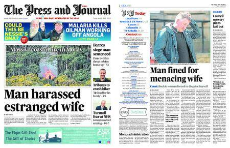 The Press and Journal Moray – June 08, 2018