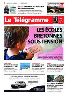 Le Télégramme Landerneau - Lesneven – 27 mars 2021