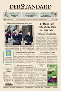 Der Standard – 23. August 2019