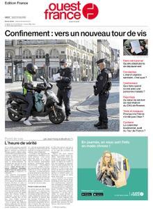 Ouest-France Édition France – 19 mars 2020