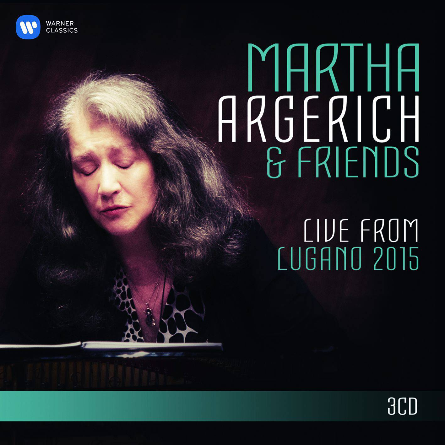 Martha Argerich & Friends - Live from Lugano 2015 (2016) [TR24][OF]