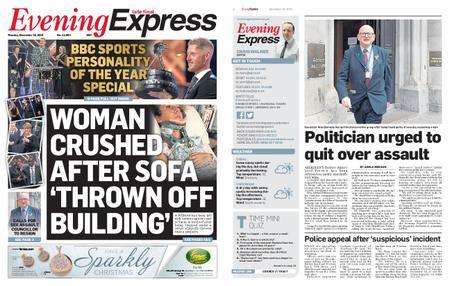 Evening Express – December 16, 2019