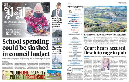 The Press and Journal Aberdeen – February 25, 2020
