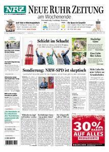 NRZ Neue Ruhr Zeitung Essen-Postausgabe - 13. Januar 2018