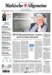 Märkische Allgemeine Dosse Kurier - 31. Januar 2018